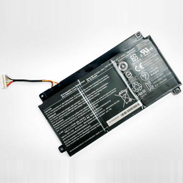 3860mAh/45Wh Toshiba Satellite L55W-C Series  Replacement Battery PA5208U-1BRS 10.8V