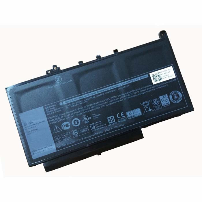 37Wh DELL LATITUDE E7470 E7270 Replacement Battery 579TY 11.1V