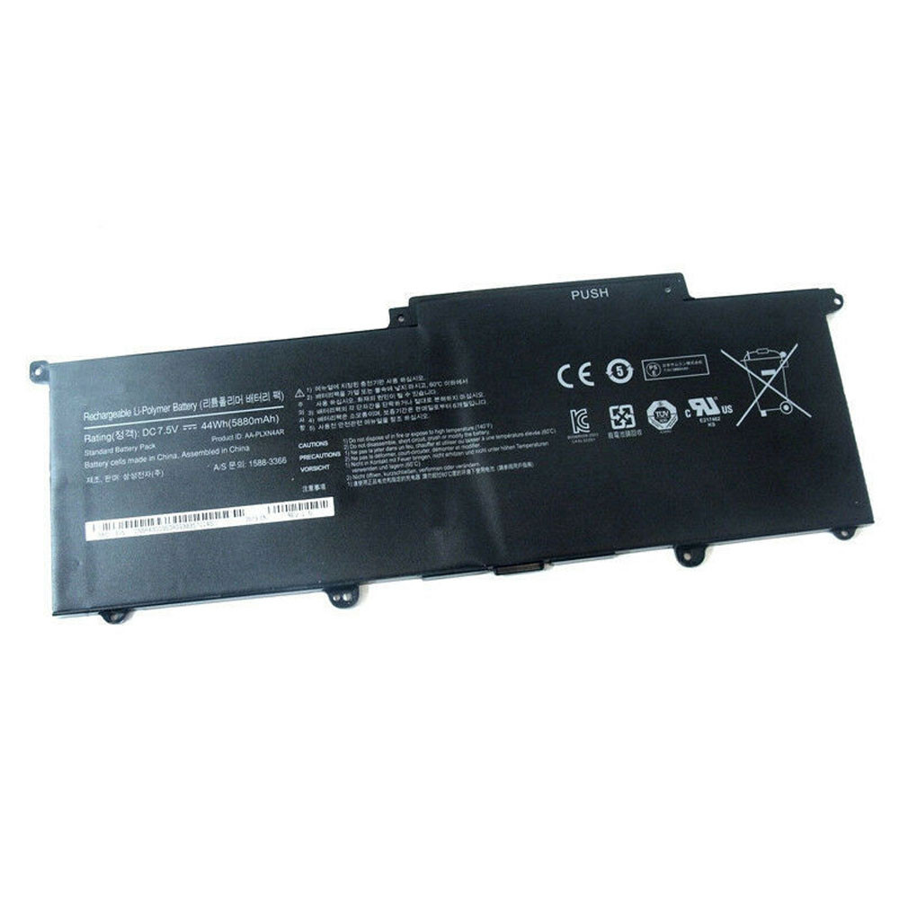 44Wh/5880mAh 7.5V AA-PBXN4AR Replacement Battery for Samsung AA-PBXN4AR 900X3C-A01 900X3C-A02DE NP900X3C