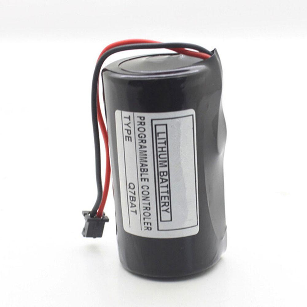 5000mah 3V Q7BAT Replacement Battery for Mitsubishi Q PLC