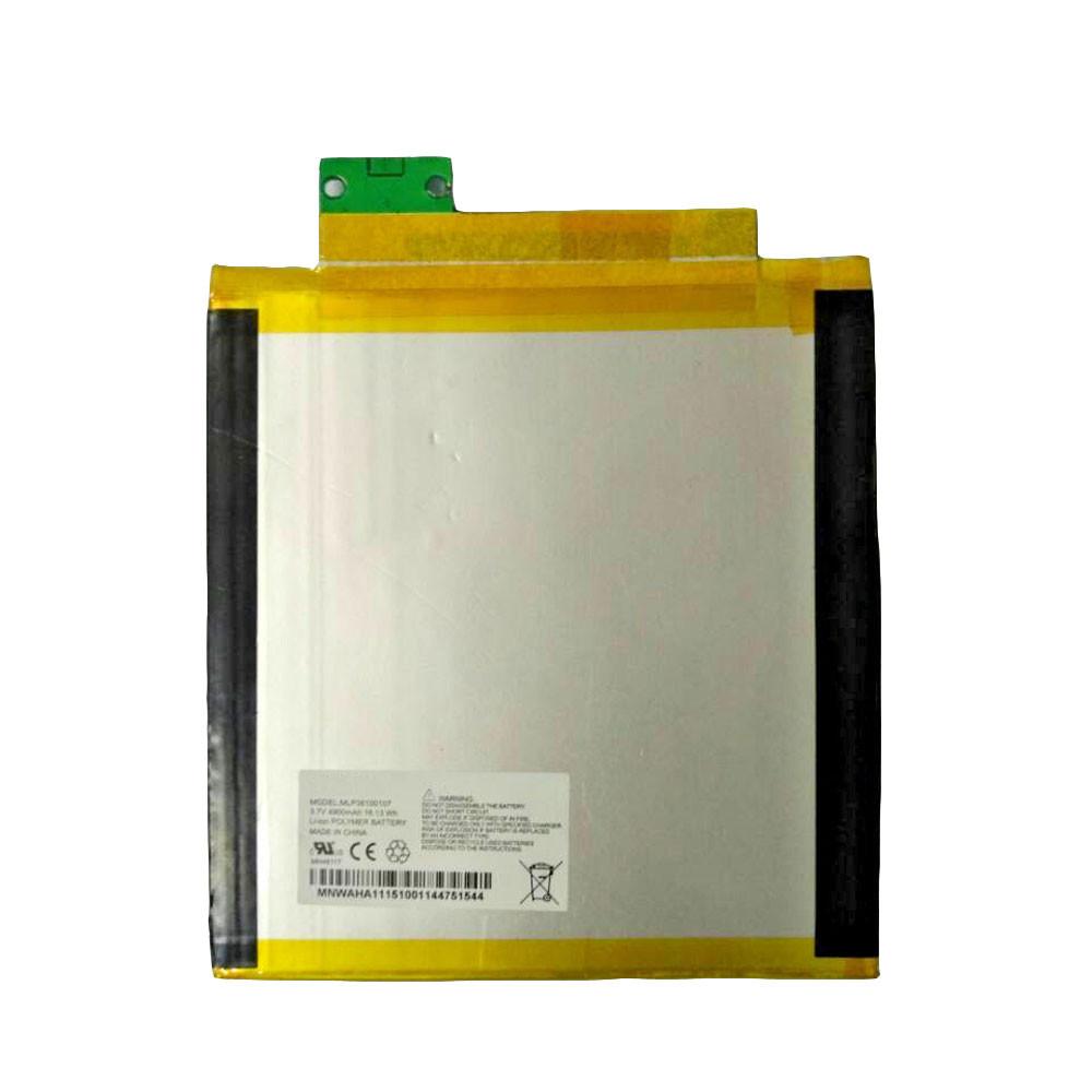 4900mAh 3.7V MLP36100107 Replacement Battery for McNair Verizon Ellipsis 8 8