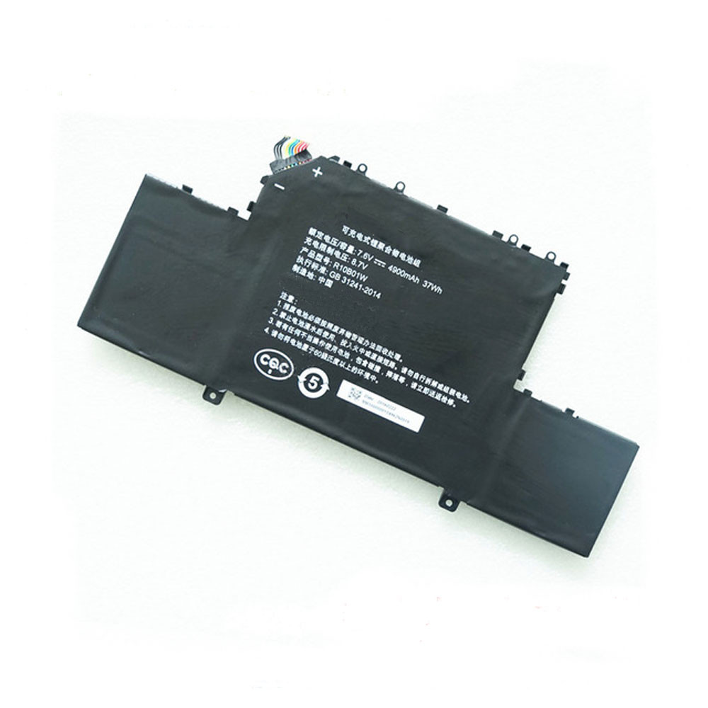 38Wh/5090mAh 7.6V R10B01W Replacement Battery for Xiaomi ml Air 12.5 inch Series