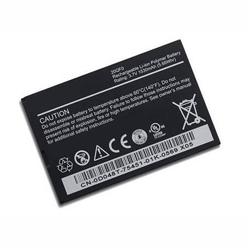 1530mah Dell Streak MINI 5 Replacement Battery S20QF 3.7V