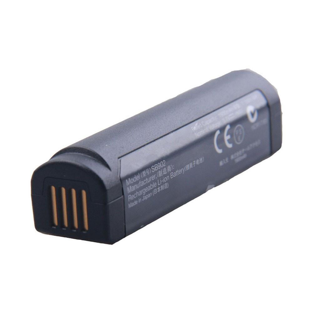 1900MAH/7.1WH 3.7V SB902 Replacement Battery for Shure  GLXD Handheld Bodypack Transmitters