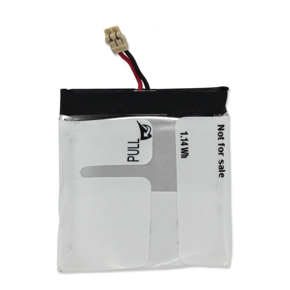 1.14Wh 3.7V SM-R750 Replacement Battery for Samsung Gear S SM-R750