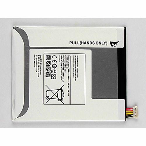4200 mAh=15.96Wh Samsung Galaxy TAB A 8