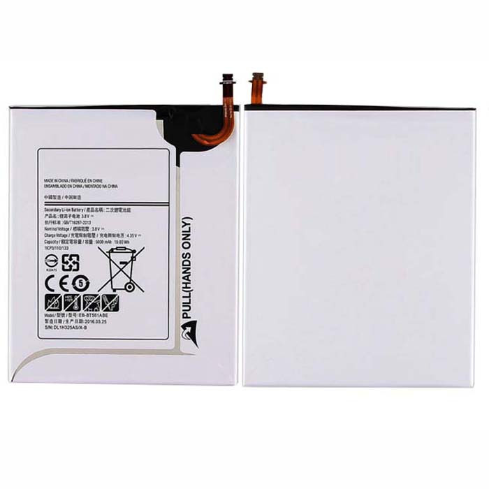 5000MAH Samsung GALAXY Tab E T560 T561 SM-T560 5000m Replacement Battery EB-BT561ABE 3.8V