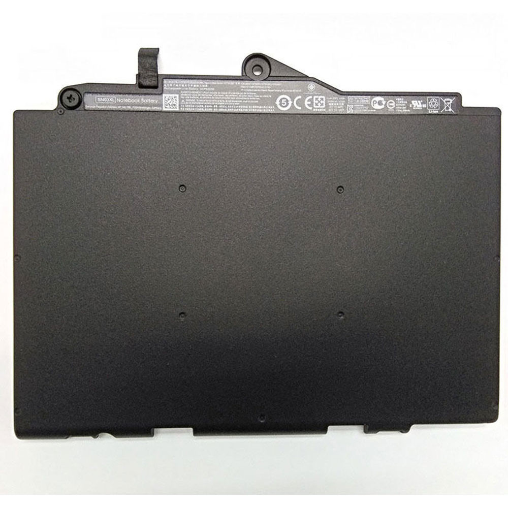 3780mAh/44WH 11.4V SN03XL Replacement Battery for HP EliteBook 725 820 G3