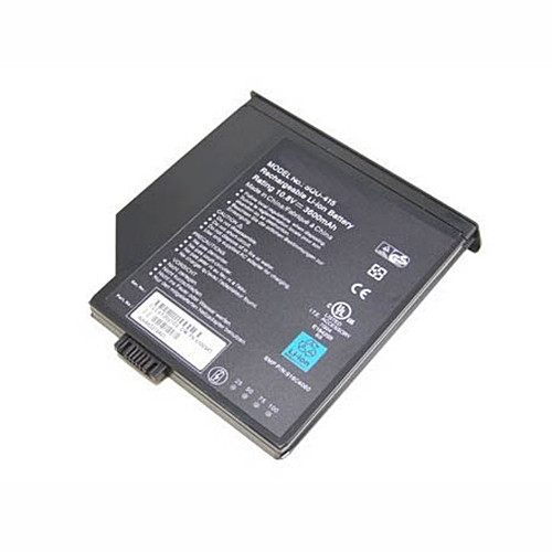 3600mAh Gateway M280 CX200 laptop Replacement Battery SQU-415 10.8V