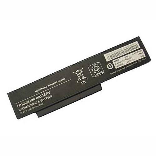 2200mAh/32WH Fujitsu-Siemens Amilo Li3710 Li3910 Pi3560 Series Replacement Battery SQU-808-F01 SQU-808-F02 SQU-809-F02 3UR18650-2-T0182 14.4V