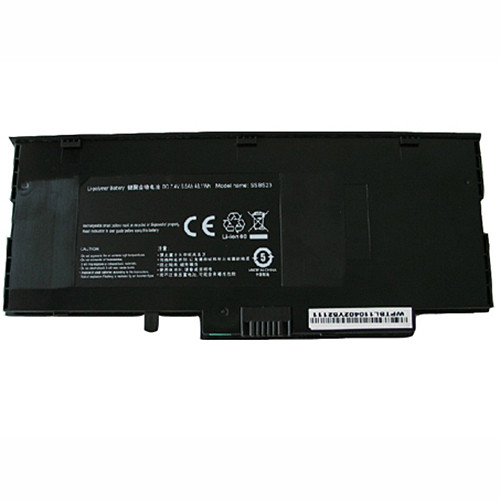 32AH/23.6WH Hasee P20D2 D4 Founder S100 Replacement Battery SSBS23 SSBS21 7.4V