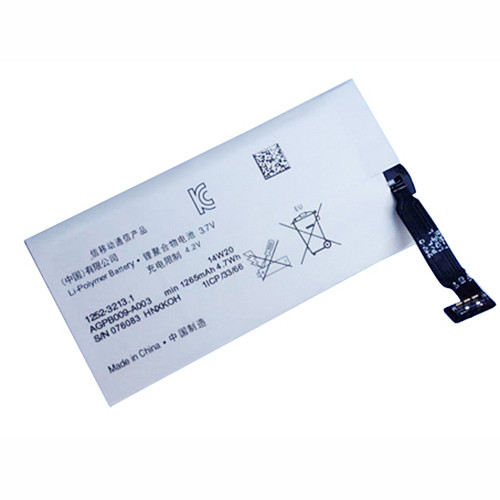 1265mAh Sony Xperia GO ST27i ST27 1265mAh + Tools Replacement Battery AGPB009-A003 3.7V