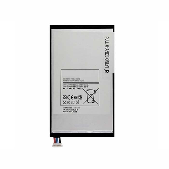 4450mAh Samsung Galaxy Tab 4 8.0 T330 SM-T330 T331 T335 T331 T337 Replacement Battery EB-BT330FBE 3.8V