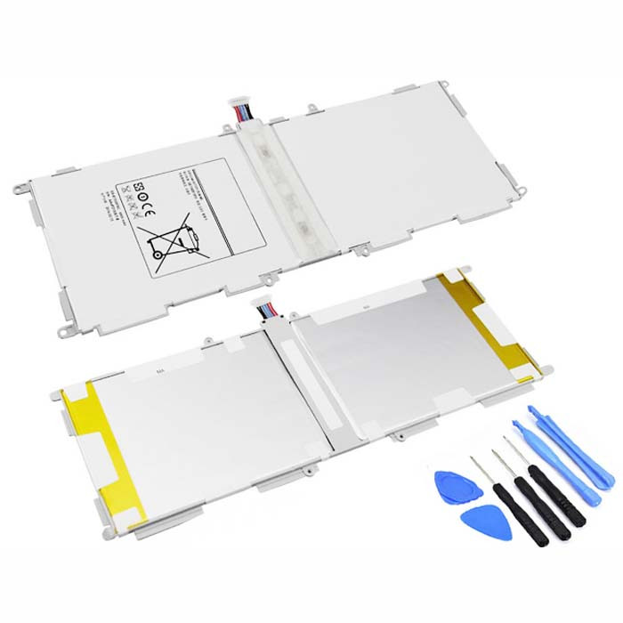 6800mAh Samsung Galaxy Tab 4 10.1 T530 T531 T535 P5220 +TOOLS Replacement Battery EB-BT530FBU/C 3.8V