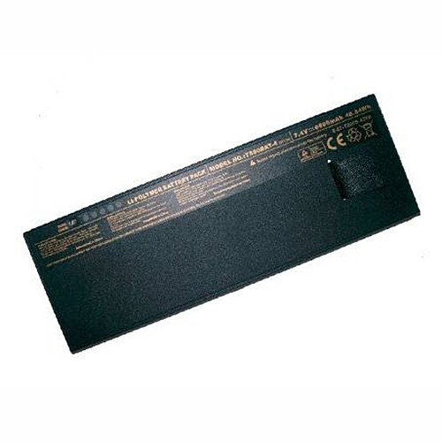 6600mah Clevo T890 Replacement Battery T890BAT-4 6-87-T890S-4Z6A 7.4V