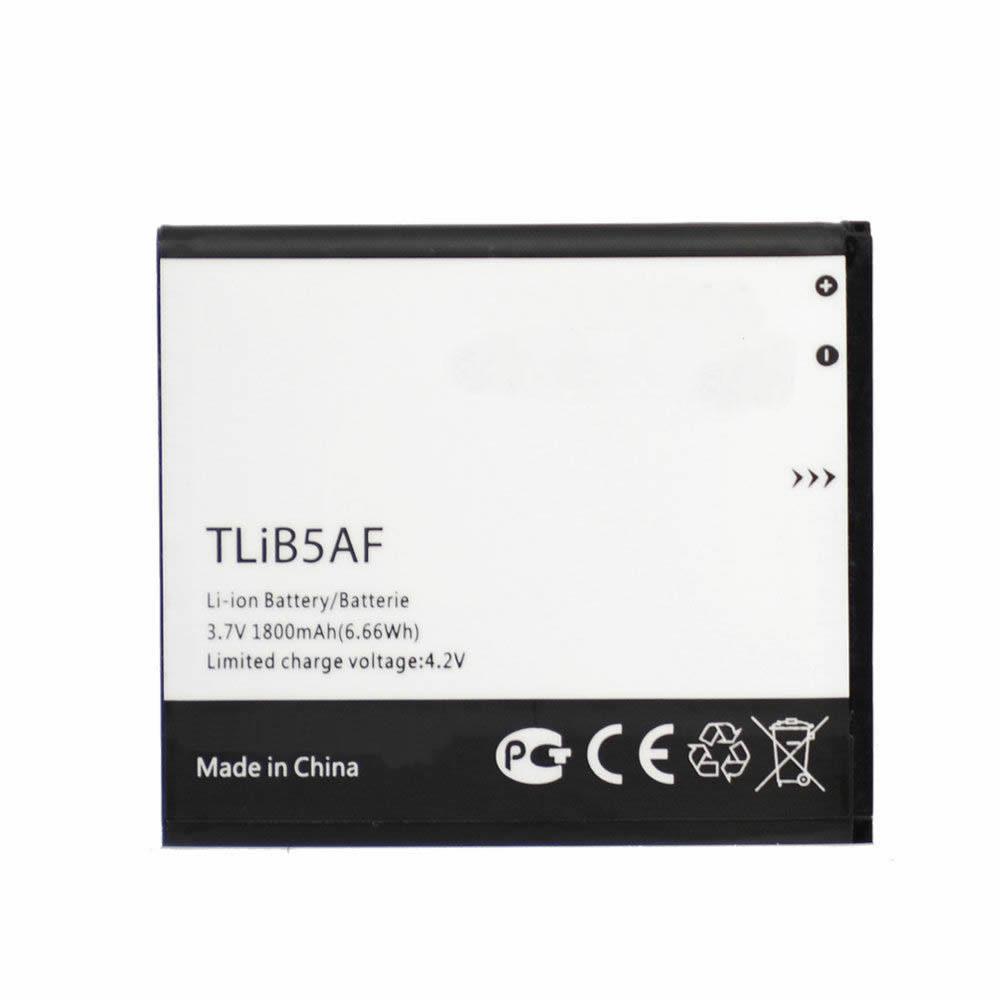 1800MAH/6.66Wh 3.7V/4.2V TLiB5AF Replacement Battery for Alcatel OT-997D Smart OT-5035 LINKZONE MW41 T-Mobile