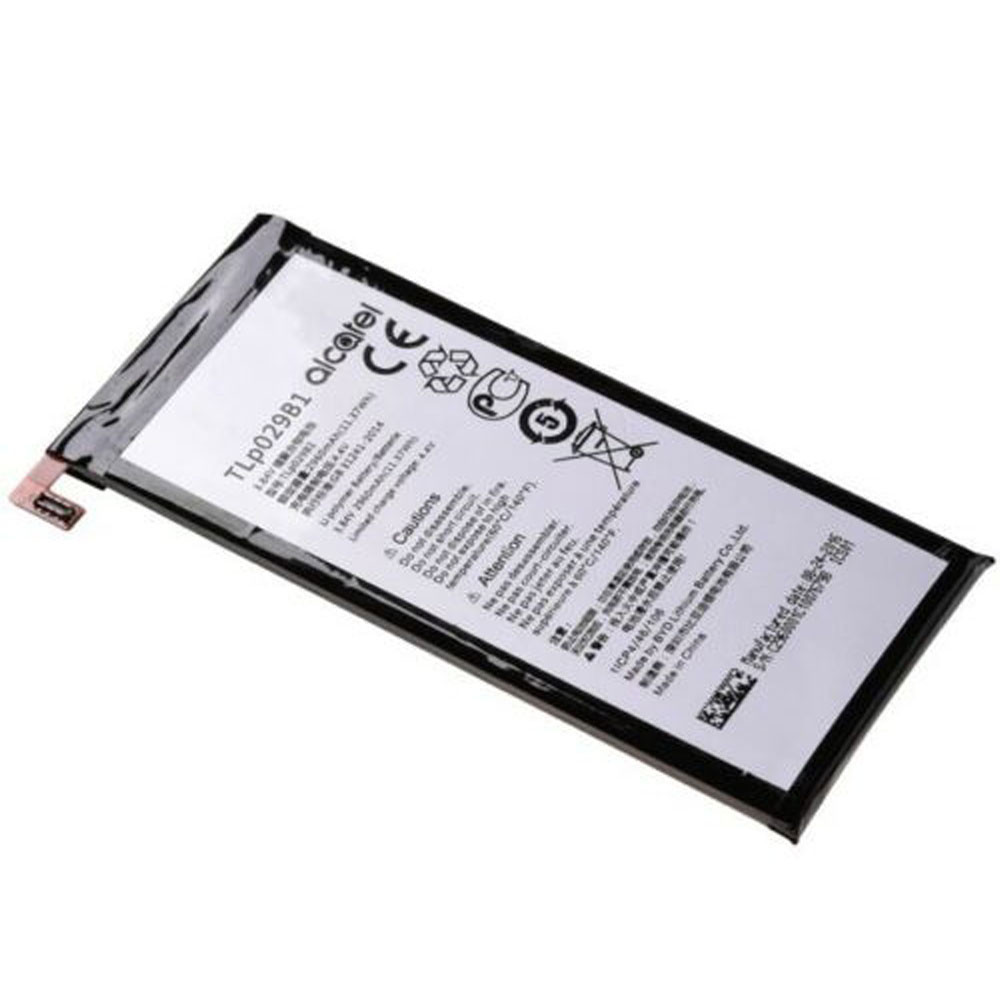 6050mAh/23.29WH 3.85V/4.4V TLp029B1 Replacement Battery for Alcatel One Touch Pop 4S OT-5095Y