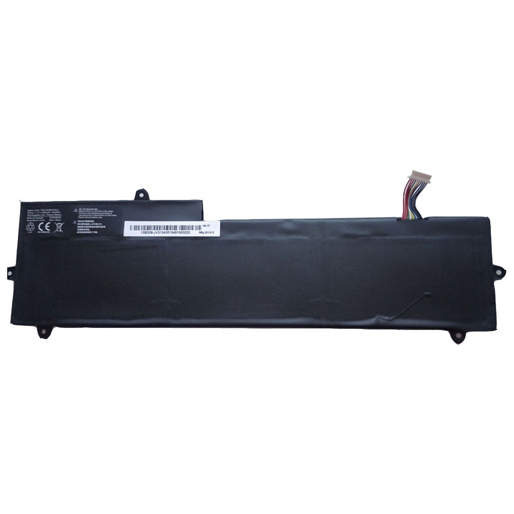 2600MAH 11.1V TZ20-3S2600-S4L8 Replacement Battery for Medion Akoya P2212T