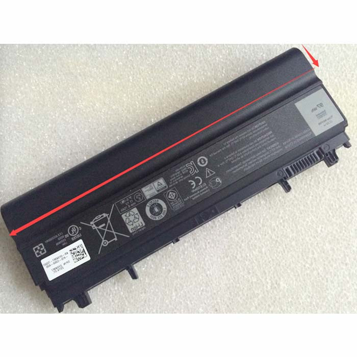 8700MAH/97WH/9Cell  Dell Latitude E5440 E5540 Series Replacement Battery VVONF N5YH9 11.1V(Wider than 65WH)