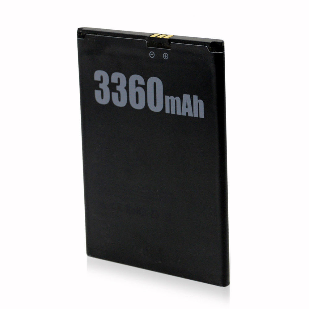 3360MAH/12.768WH 3.8V/4.35V H01706A61300 Replacement Battery for DOOGEE X30 BAT17613360