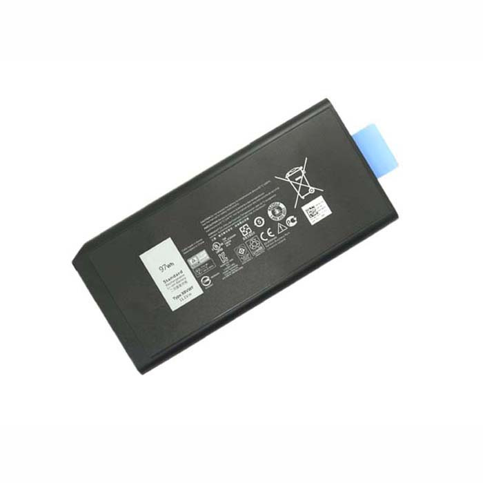 97WH Dell Latitude 14 5404 7204 7404 Replacement Battery W11CK 453-BBBE X8VWF 11.1V