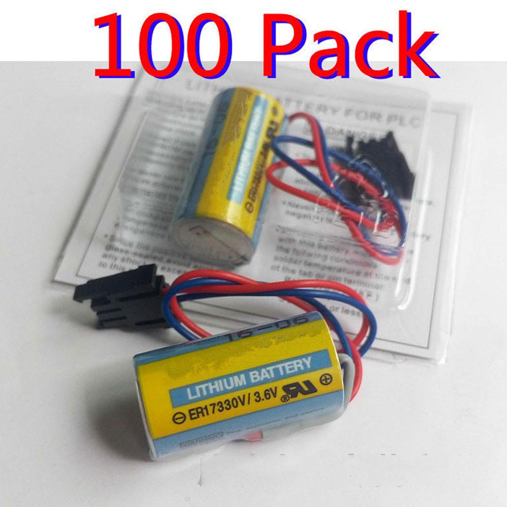 1700mah 3.6V ER17330V Replacement Battery for Mitsubishi A6BAT