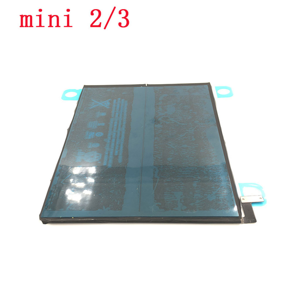 6471mAh iPad Mini 2 & 3 2nd 3rd A1489 A1490 A1491 Replacement Battery A1512 3.75V