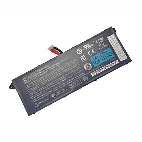 6560MAH/ 24WH DELL Acer 1ICP5/67/90-2 Replacement Battery AP11C3F AP11C8F 3.7V