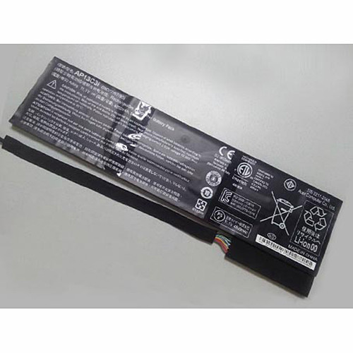 4850mah/54wh  3ICP7/67/90 Replacement Battery AP13C3i 11.1V