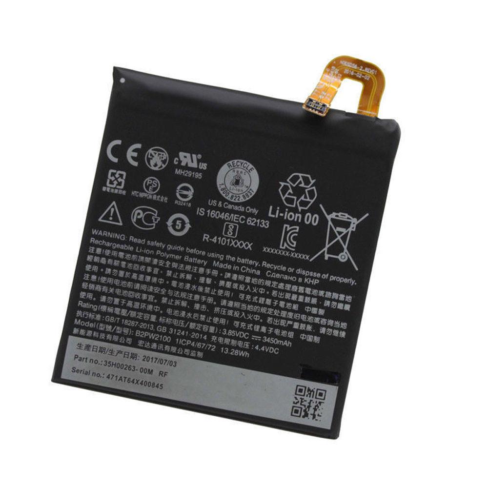 3450mAh/13.28WH 3.85V/4.4V B2PW2100 Replacement Battery for HTC Google Pixel XL/Nexus M1