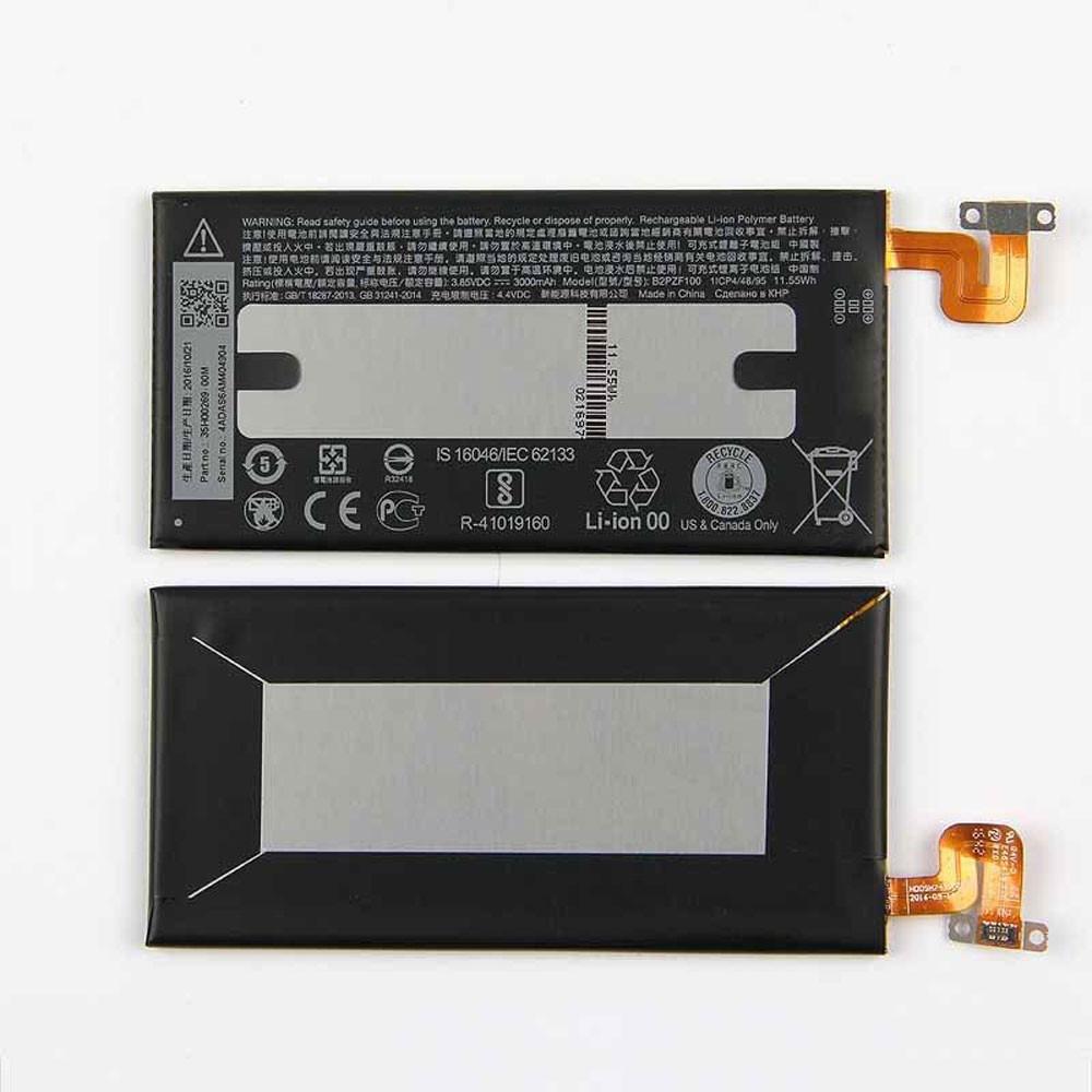 3000mAh 3.8V/4.4V B2PZF100 Replacement Battery for HTC Ocean Note U-1w U Ultra U-1u