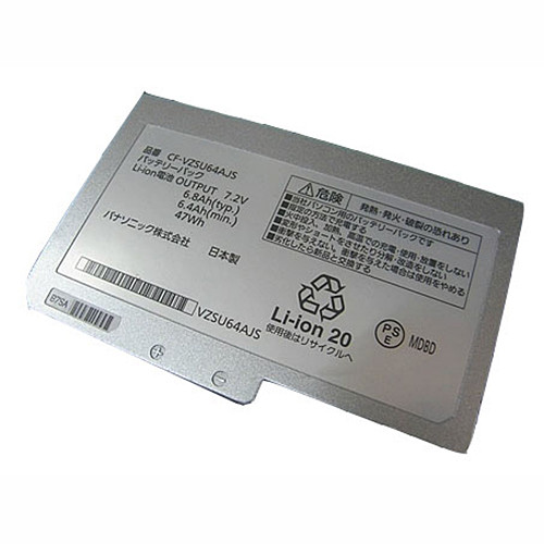 47WH PANASONIC CF-N8 CF-N9 CF-N10 Replacement Battery CF-VZSU64AJS 7.2V