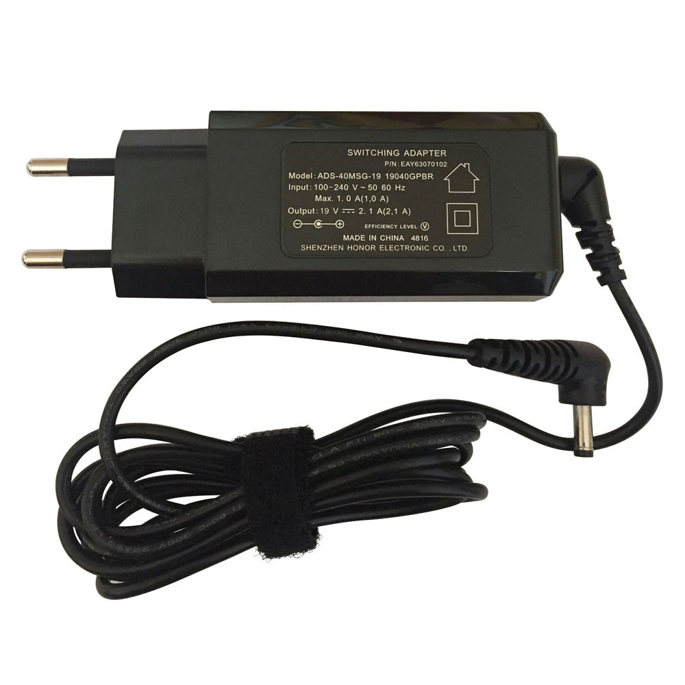 40W Charger Adapter and Cord for LG Gram 15ZD960-GX7TK