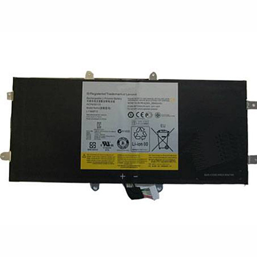 2840mah/42WH Lenovo IdeaPad Yoga 11 11S Replacement Battery L11M4P13 14.8v