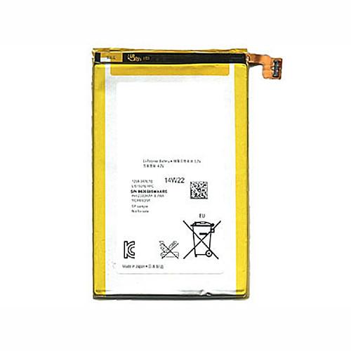 2330mAh/8.7Wh Sony Xperia ZL Xperia X Xperia ZQ C6502 C6503 ZL Odin C650X + Tools Replacement Battery L35h 3.7V