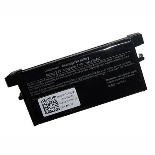 7wh DELL PERC 5E 6E Series Replacement Battery M164C KR174 3.7v