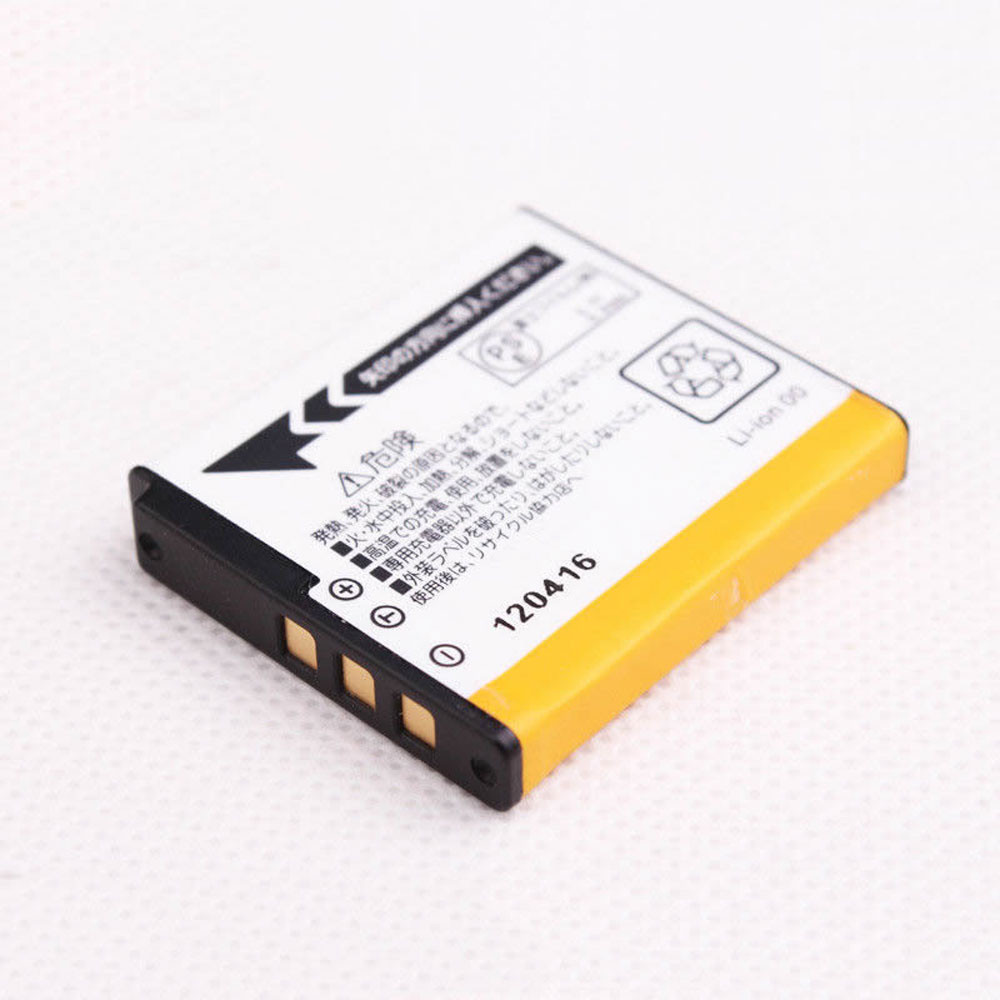 1000MAH/3.5Wh 3.6V-3.7V NP-50 Replacement Battery for Fujifilm NP-50A F665 F750 F75 F100 F900 XF1 X10 X20 F85