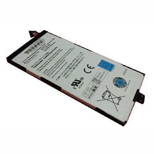 15WH Toshiba Thrive 7 Replacement Battery PA3978U-1BRS PABAS255 3.7V