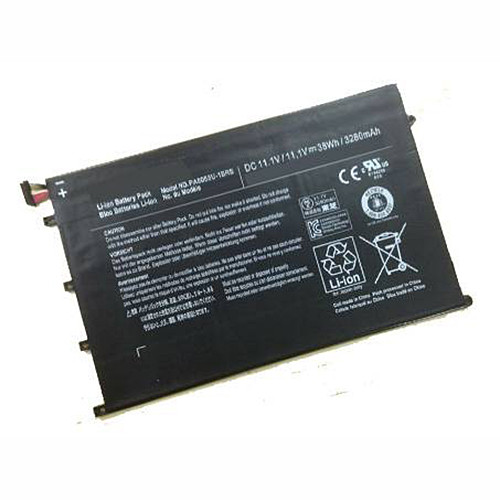 38wH Toshiba PA5055U-1BRS Replacement Battery PA5055U-1BRS 11.1V