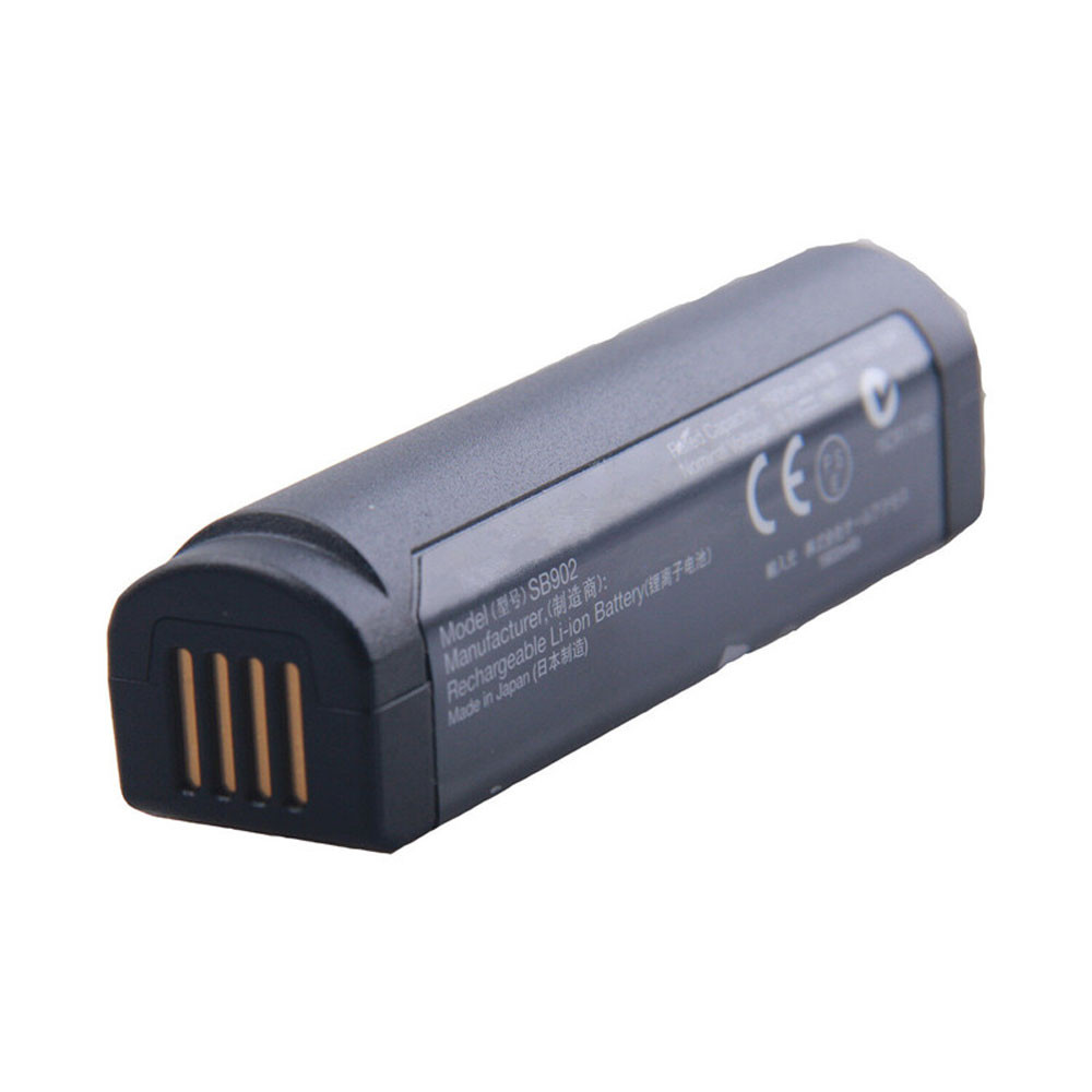 1900mAh/7.1WH 3.7V SB902 Replacement Battery for Shure GLXD1 GLXD2 MXW2 Handheld Wireless