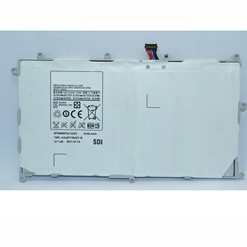 6100mAh Samsung Galaxy Tab 8.9 Wifi GT-P7320 GT-P7300  Replacement Battery SP368487A(1S2P) 3.7DVC