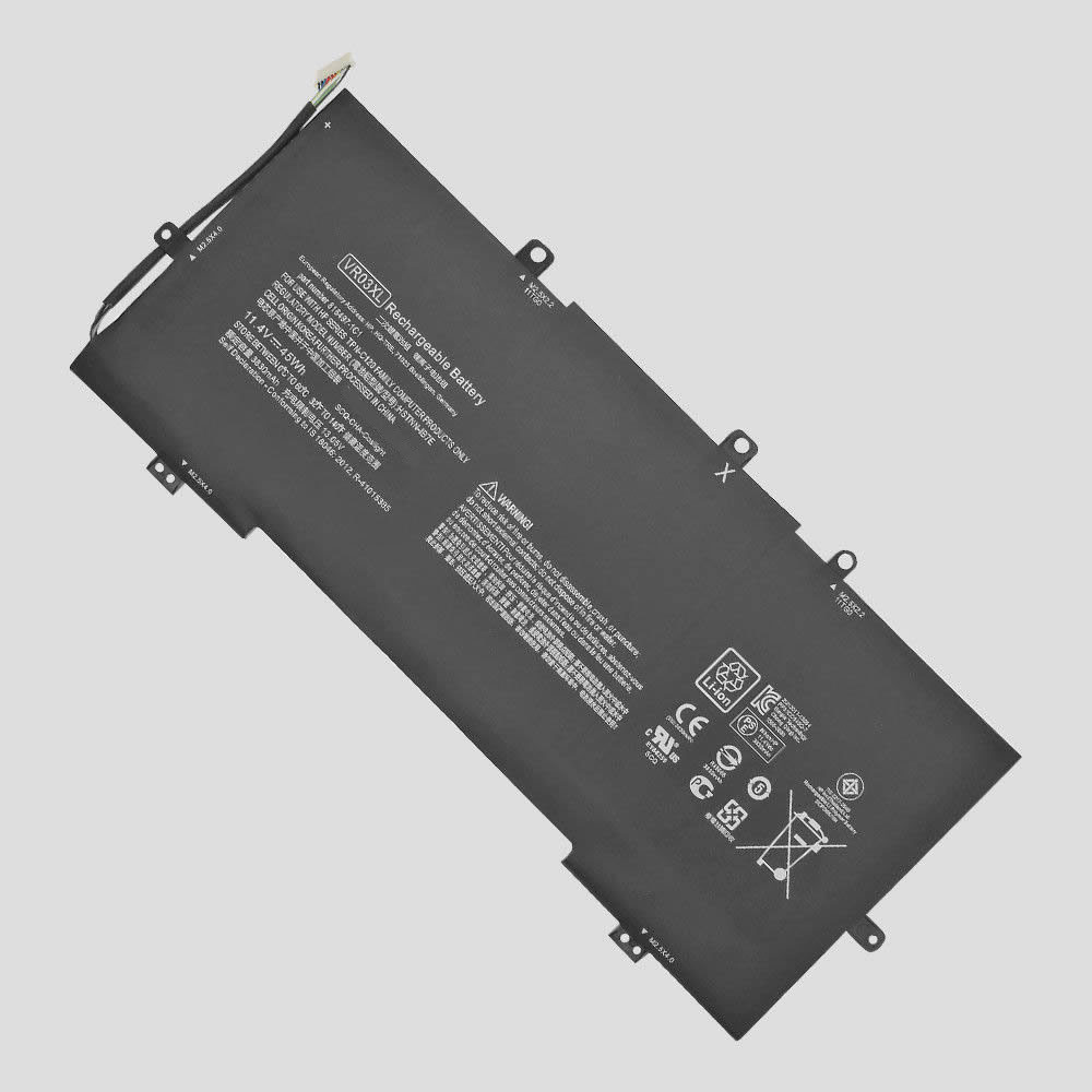 45Wh 11.4V VR03XL Replacement Battery for HP Envy 13-D046TU D051TU Pavilion 13-D Series
