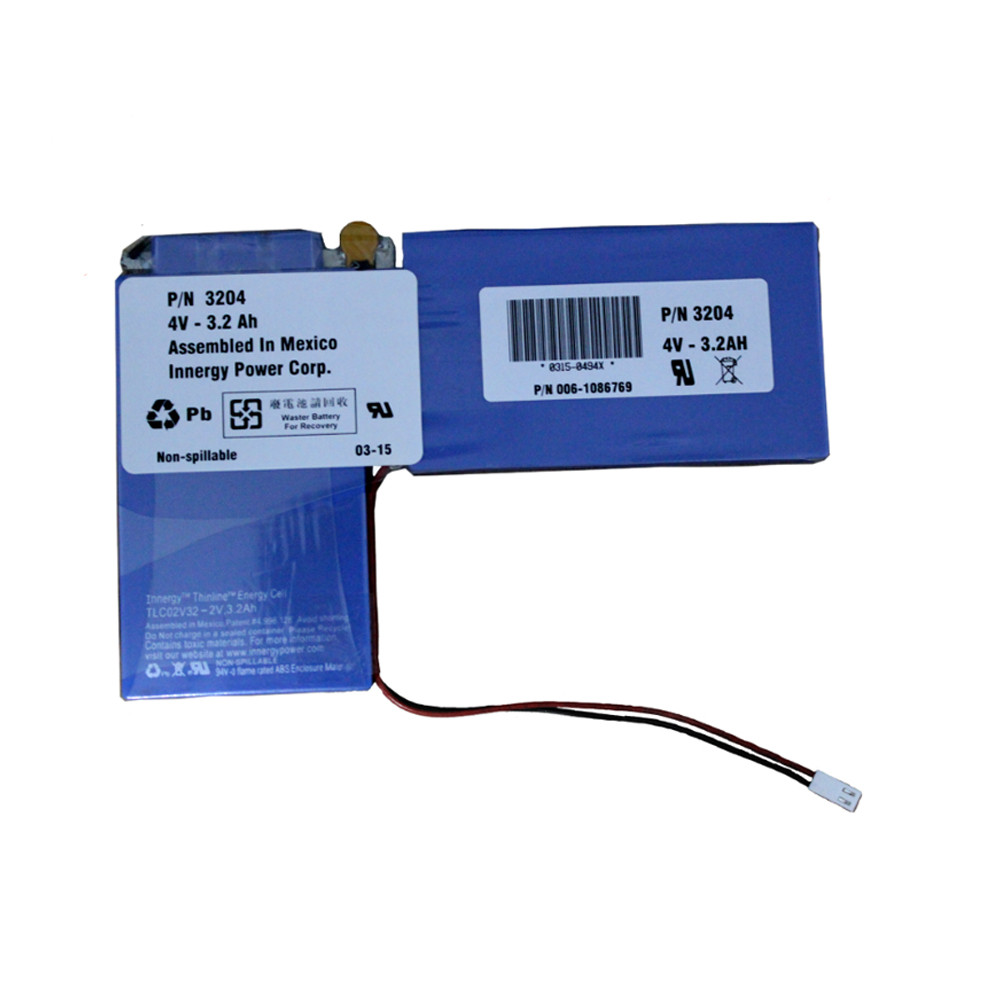 3.2Ah IBM CONTRLR CACHE DS4100/DS4300 Replacement Battery 24P8062 4V