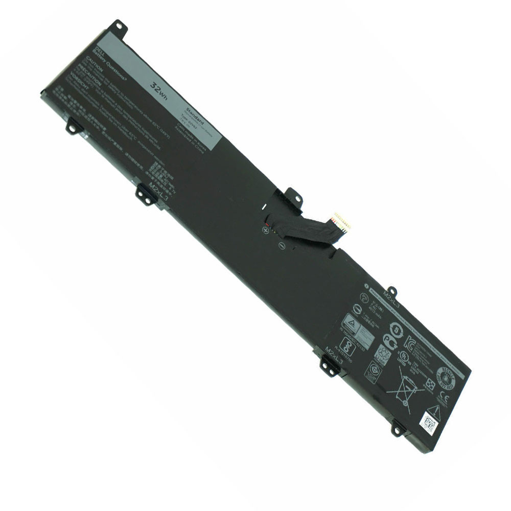 0JV6J Laptop Akku Ersatzakku für Dell Inspiron 11 3162 3164 3168 Batterien