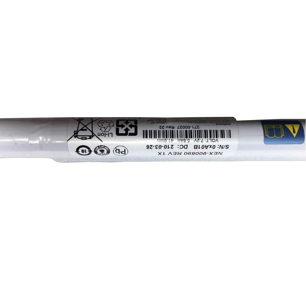 NEX-900890 Laptop Akku Ersatzakku für NetApp 271-00027 FAS3240 Batterien
