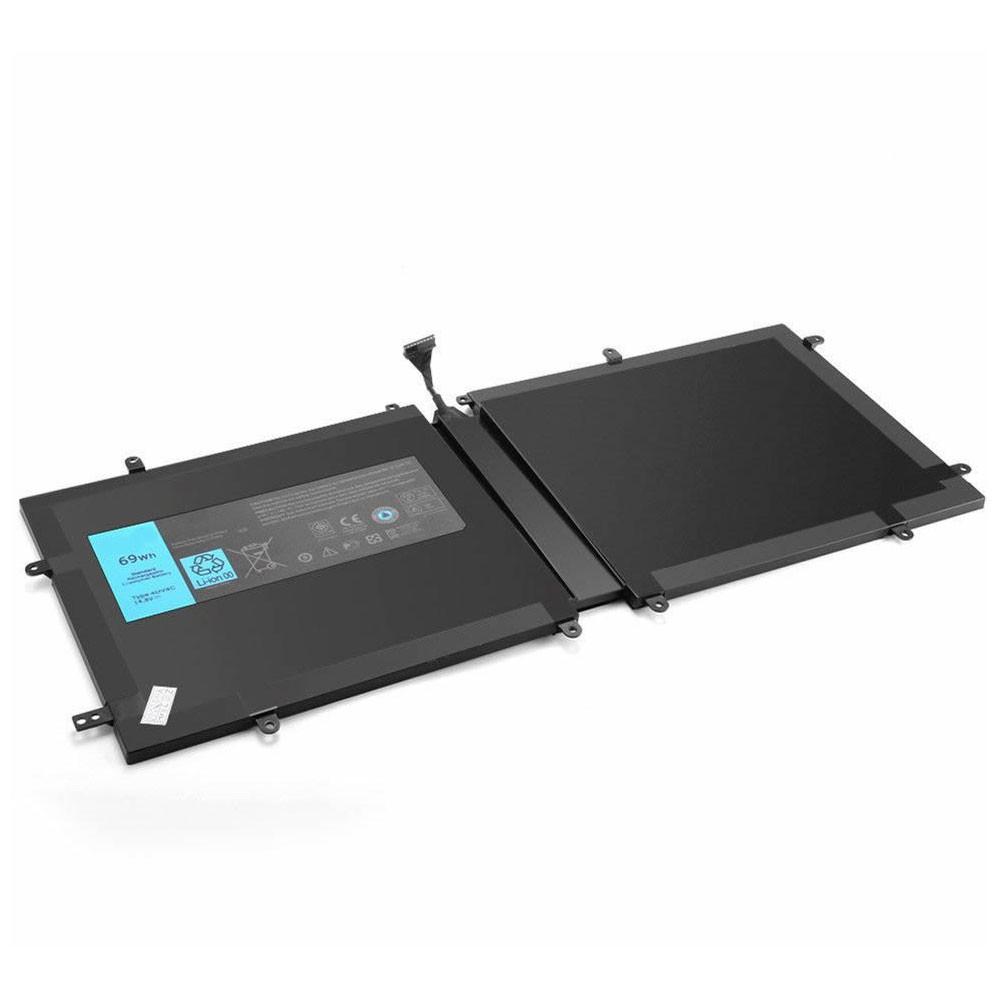 63FK6 Laptop Akku Ersatzakku für Dell XPS 18 1810 1820 Batterien