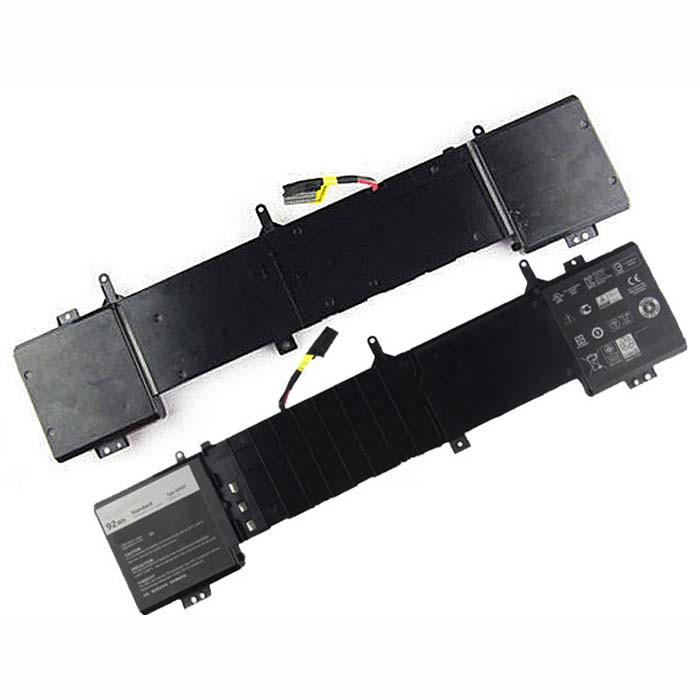 6JHDV Laptop akku Ersatzakku für Dell Alienware 17 R2 Series 5046J P43F 6JHDV Batterien