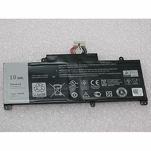 74XCR X1M2Y VXGP6 Laptop akku Ersatzakku für Dell Venue 8 Pro (5830) Tablet  Batterien