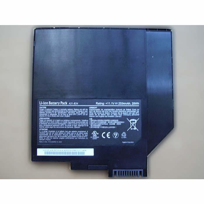 A31-B34 Laptop akku Ersatzakku für haier s500 series medion series/Drive battery  Batterien