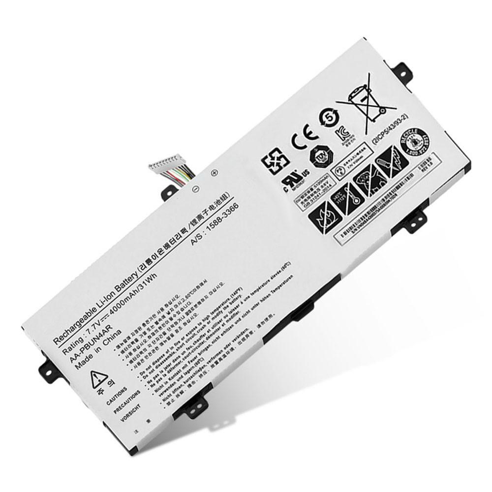 AA-PBUN4AR Laptop Akku Ersatzakku für Samsung 9 SPIN NP940X3L 900X5L Batterien